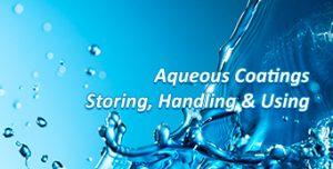 Aqueous Coatings