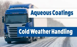 Aqueous Coatings Cold Weather